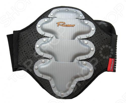 Защитный пояс Resser PAB11-01Защита для сноуборда<br>Защитный пояс Resser PAB11-01 изготовлен из эластичного материала, который позволяет защитить поясничную зону. Resser PAB11-01 имеет анатомический крой, благодаря чему не сковывает движений. Пояс также обеспечивает дополнительную вентиляцию. Сертификат безопасности CE EN 1621 2.<br>