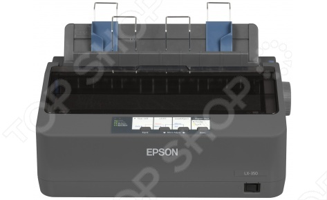 Принтер Epson LX-350 принтер epson lx 350 матричный цвет черный [c11cc24031 ]