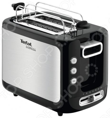Тостер Tefal TT 365031 Express Metal