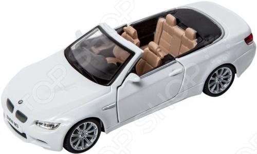 Модель автомобиля 1:32 Bburago BMW M3 Cabriolet. В ассортименте