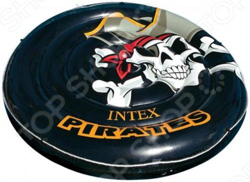 Ватрушка надувная Intex 58291 надувная лодка intex challenger 193х108х38см 68365