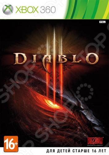 фото Игра для Xbox 360 Soft Club Diablo III (rus), Игры для игровых консолей