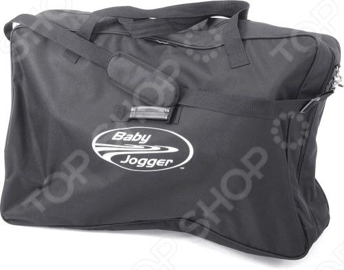Baby Jogger SINGLE - CARRY BAG - переносная сумка для модели City Mini, City Mini GT Переносная сумка для колясок Baby Jogger представляет собой чехол для хранения и транспортировки коляски, выполненный из мягких материалов. Имеет наружные карманы, предназначенные для более удобного и компактного хранения колес и других аксессуаров.