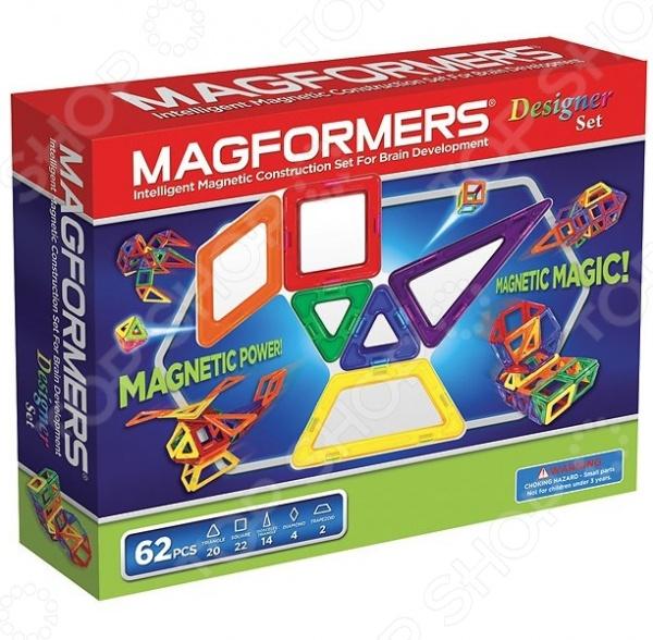 Magformers  Конструктор магнитный «Дизайнер сет»