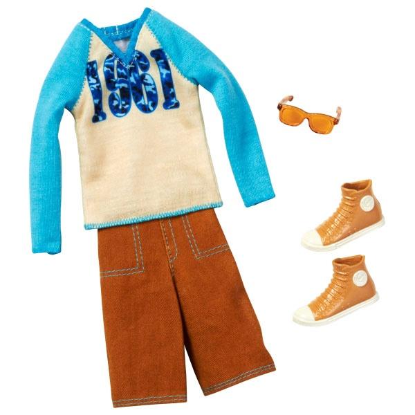 Набор одежды Mattel «Комплект для бейсбола»
