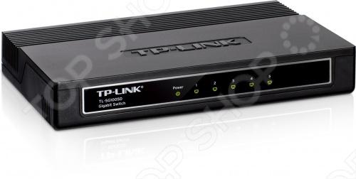 Коммутатор TP-Link TL-SG1005D коммутатор tp link tl sf1024