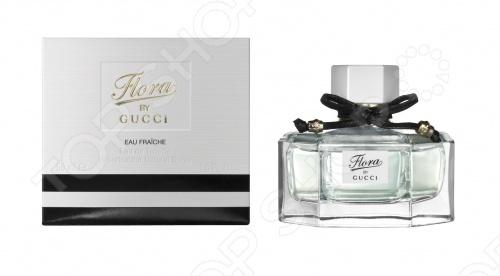 Туалетная вода для женщин Gucci Gucci Flora Eau Fraiche, 50 мл gucci туалетная вода flora by gucci fraiche 75 ml