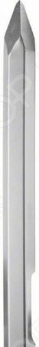 Зубило пикообразное Bosch 1618600019 представляет собой инструмент из закаленной стали, который применяется для дробления бетона, кирпича и камня. Подходит для отбойных молотков Bosch. Общая длина составляет 520 мм. Шестигранный патрон 28 мм.