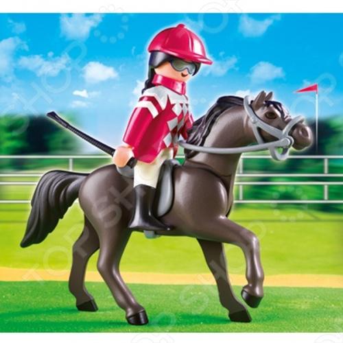 фото Конный клуб:Арабская лошадь со стойлом Playmobil 5112 5112pm, Другие виды конструкторов