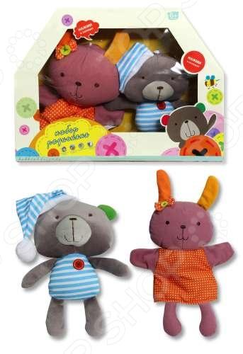Набор игрушек плюшевых интерактивных Bobbie &amp;amp; Friends «Радиомама»Мягкие развивающие игрушки<br>Набор игрушек плюшевых интерактивных Bobbie Friends Радиомама станет отличным подарком для вашего малыша и позволит ему не только играть, но и весело познавать окружающий мир. Играя с медвежонком малыш не только весело проведет время, но и расширит свои познания об окружающем мире. Разработанный в Нидерландах дизайн и приятные на ощупь материалы, сделают игру с ними одной из самых любимых забав малыша и подарят ему множество радостных мгновений.<br>