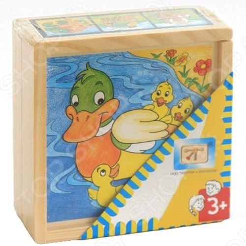 фото Игрушка развивающая Винтик и Шпунтик «Кубики», Кубики для малышей
