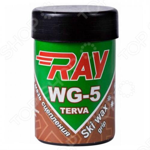 Мазь лыжная простая RAY WG-5