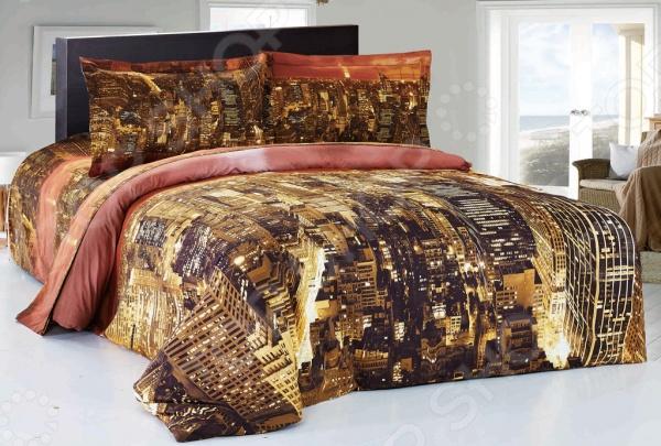 Комплект постельного белья Softline 10090. ЕвроЕвро<br>Комплект постельного белья Softline 10090 это незаменимый элемент вашей спальни. Человек треть своей жизни проводит в постели, и от ощущений, которые вы испытываете при прикосновении к простыням или наволочкам, многое зависит. Чтобы сон всегда был комфортным, а пробуждение приятным, мы предлагаем вам этот комплект постельного белья. Красивое оформление и высокое качество комплекта гарантируют, что атмосфера вашей спальни наполнится теплотой и уютом, а вы испытаете множество сладких мгновений спокойного сна. В качестве сырья для изготовления этого изделия использованы нити хлопка. Натуральное хлопковое волокно известно своей прочностью и легкостью в уходе. Волокна хлопка состоят из целлюлозы, которая отлично впитывает влагу. Хлопок дышит и согревает лучше, чем шелк и лен. Не забудем, что хлопок несъедобен для моли и не деформируется при стирке. Комплект постельного белья Softline выполнен из ткани сатин. Полотно имеет гладкую и шелковистую лицевую поверхность, не уступающую по качеству шелку. Кроме того, данный тип ткани сохраняет свою прочность и привлекательный вид даже после многочисленных стирок. Главное, соблюдать рекомендации по уходу от производителя. Необходимо стирать при температуре, указанной на ярлычке, с использованием порошка для цветного белья. Не следует прибегать к применению хлорсодержащих средств и отбеливателей. Желательно выворачивать белье наизнанку перед стиркой.<br>