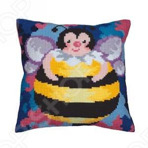 Набор для вышивания подушки Collection D'art 5035