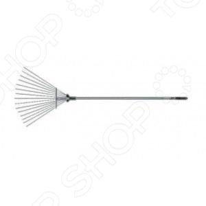 Грабли веерные FIT 77006Грабли<br>Грабли веерные FIT 77006 на 15 зубьев подходят для работы на садовом участке. С их помощью можно собрать мусор, срезанные ветки или сухую траву. У инструмента длинная ручка общая дина грабель от 1200 до 1540 мм . Главная отличительная особенность этой модели возможность регулировки межзубного расстояния от 180 до 540 мм , что позволит с их помощью убирать как мелкий, так и крупный мусор.<br>