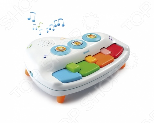 Пианино игрушечное Smoby 211173