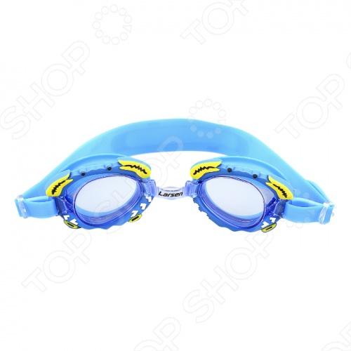 Очки для плавания детские Larsen «Крабик» Larsen - артикул: 75318