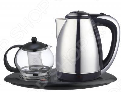Набор чайный электрический Irit IR-1502 ahava набор duo deadsea mud набор дуэт