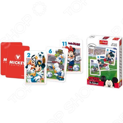 Карточная игра Акулина Trefl «Микки Маус» все цены