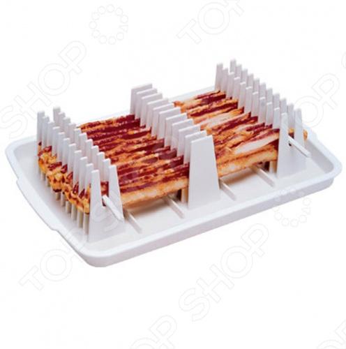 Набор для жарки бекона в микроволновой печи Bradex Bacon Chef печи