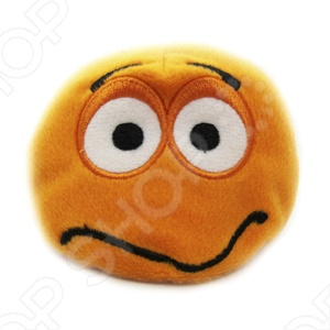 Мягкая игрушка интерактивная Woody O\'Time «Смайл» Игрушка плюшевая интерактивная Woody O\'Time «Смайл» /Оранжевый