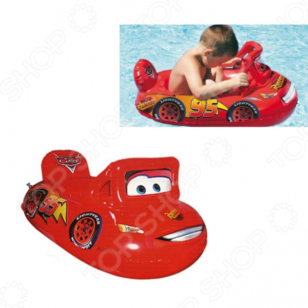Zakazat.ru: Лодка надувная детская Mondo «Тачки»