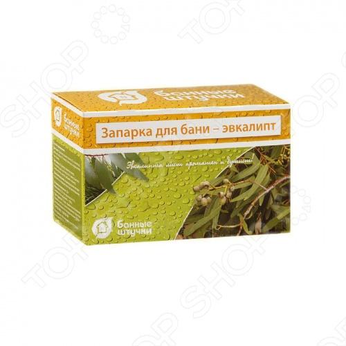 Запарка для бани Банные штучки «Листья эвкалипта»