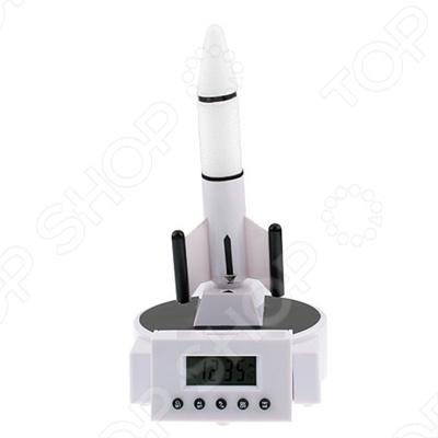 фото Будильник-ракета S-CA-1019, Будильники