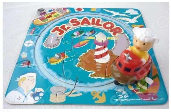 фото Игрушка заводная Hans «Морячок на подставке», Игрушки заводные