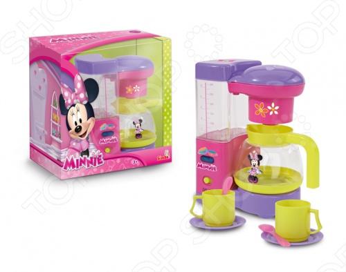 Кофеварка игрушечная Simba Minnie Mouse утюг simba minnie mouse с водой 4735135