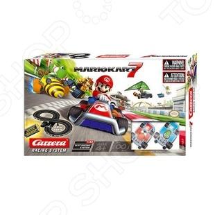 Игровой набор Carrera «Mario Kart 7» машинки carrera игрушка автотрек mario kart 7