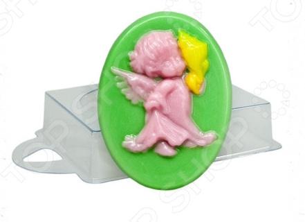 Форма пластиковая Выдумщики «Ангел с ракушкой»