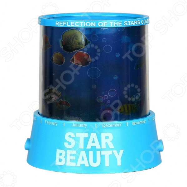 Проектор звездного неба Family Fun «Океан» проектор звездного неба
