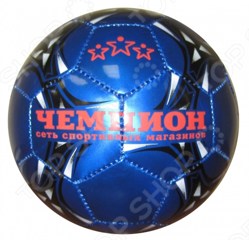 все цены на  Мяч футбольный сувенирный Start Up «Чемпион»  онлайн