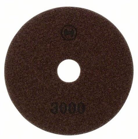 Набор дисков полировальных алмазных Bosch