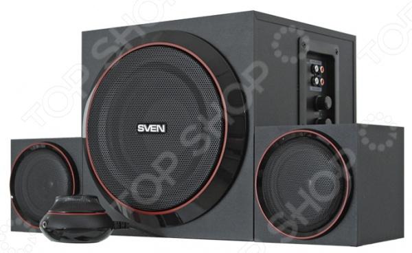 фото Колонки Sven MS-1080, Компьютерные колонки и акустические системы