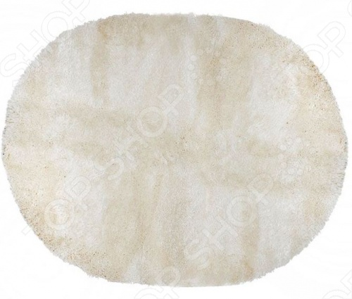 Ковер JAZZ круг с длинным ворсом размером 100 100 см выполнен из хлопка и полиэстера песочного цвета. Ковер приятный на ощупь с длинным мягким ворсом. Фабричная обработка кромки ковра увеличивает срок службы изделия и улучшает его внешний вид. Ковер Vortex Jazz добавит тепла и уюта в ваш дом.