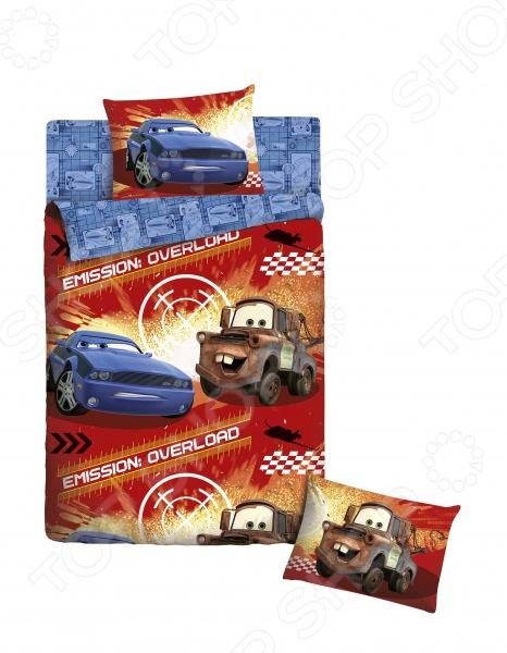 фото Комплект постельного белья Disney «Секретный агент», купить, цена