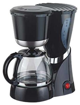 Кофеварка Vigor HX-2114 всегда готов угостить вас чашечкой горячего кофе, ведь она оснащена режимом ожидания с постоянным подогревом. Аппарат удобен в эксплуатации и прост в очистке. Графин с термоэффектом способен на протяжении длительного времени сохранять аромат вашего любимого напитка.