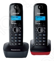 Радиотелефон Panasonic KX-TG1612 радиотелефон panasonic kx tg6721