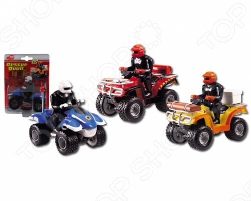 Квадроцикл Dickie игрушечный. В ассортименте