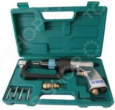 Набор: дрель пневматическая, сверла и фильтр Jonnesway JAD-1015K пневматическая шлифмашина jonnesway jas 6531