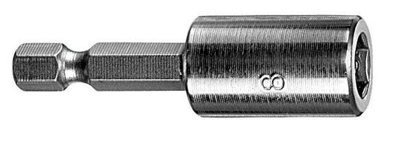 Головка торцевая Bosch 2608551076 отвертка wiha softfinish торцевая головка sw13 0x125 01029