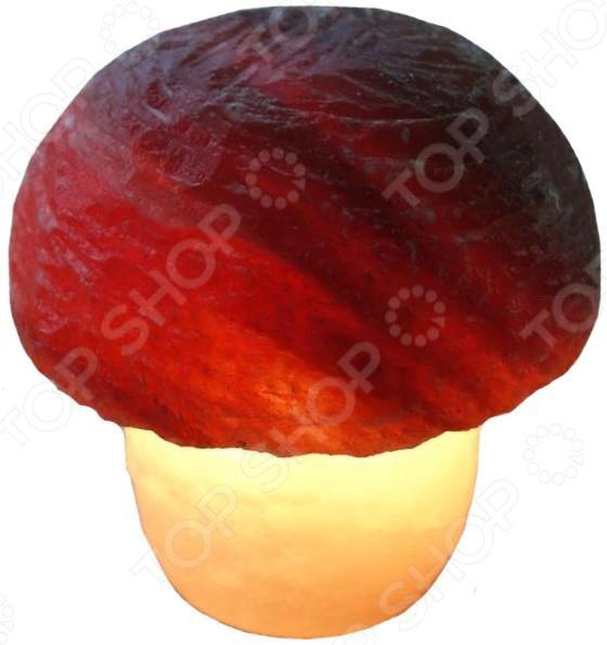 Лампа солевая Wonder Life «Гриб»  лампа солевая wonder life пирамида usb