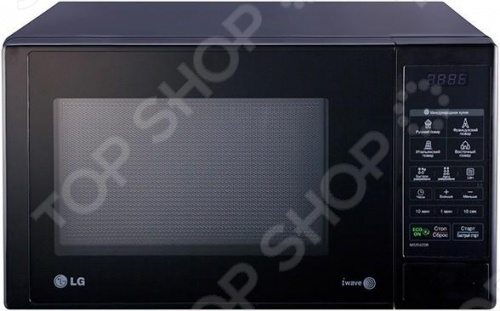 Микроволновая печь LG MS2042DB led панели lg 65uh5b