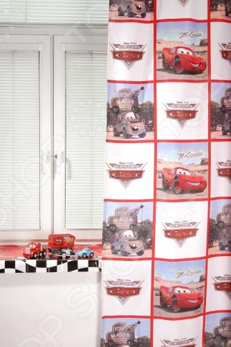 Компания TAC является одним из ведущих турецких текстильных предприятий. На российском рынке турецкий бренд TAC занимает лидирующее место благодаря своему высокому качеству и дизайну. Текстильная компания TAC выпускает продукцию в очень широком ассортименте. Это и изумительно красивое и качественное постельное белье, и подушки, и одеяла, и полотенца, и чехлы для матрасов, и детский текстиль, и шторы. Среди продукции марки TAC каждый может найди для себя то, что ему придется по вкусу. Портьера TAC Cars 3d осуществит заветную мечту ребенка окунуться в волшебный мир его любимого мультика, а любимые персонажи создадут атмосферу уюта для вашего малыша. Детская портьера ТАС эффектно дополнит стиль комнаты с любимыми героями, а также создаст неповторимую атмосферу гармонии. Изготовлена портьера из полиэстера. Полиэстер вид ткани, состоящий из полиэфирных волокон. Ткани из полиэстера легкие, прочные и износостойкие. Такие изделия не требуют специального ухода, не пылятся и почти не мнутся.