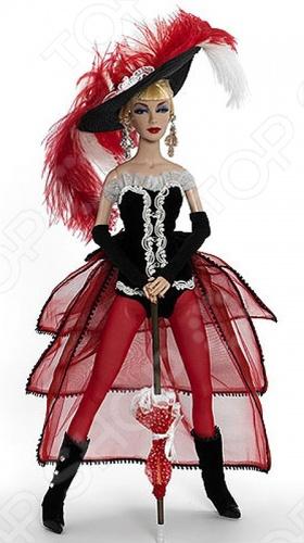 Кукла Madame Alexander «Танцовщица из Мулен Руж» мулен руж