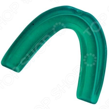 Капа одночелюстная ATEMI MG-904Защита и аксессуары для единоборств<br>В любом виде спорта особое внимание надо уделять защите для предотвращения серьезных травм. Одночелюстная боксерская капа ATEMI MG-904 вам ее обеспечит. Изготовлена из полимерного материала и имеет оптимальную форму. Уменьшает повреждения зубов.<br>
