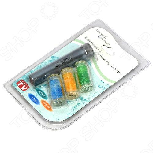 Картриджи ароматические Thera Shower hagen сменные картриджи для фильтра magic blue