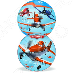 «Самолёты» Мяч Mondo «Самолеты». В ассортименте